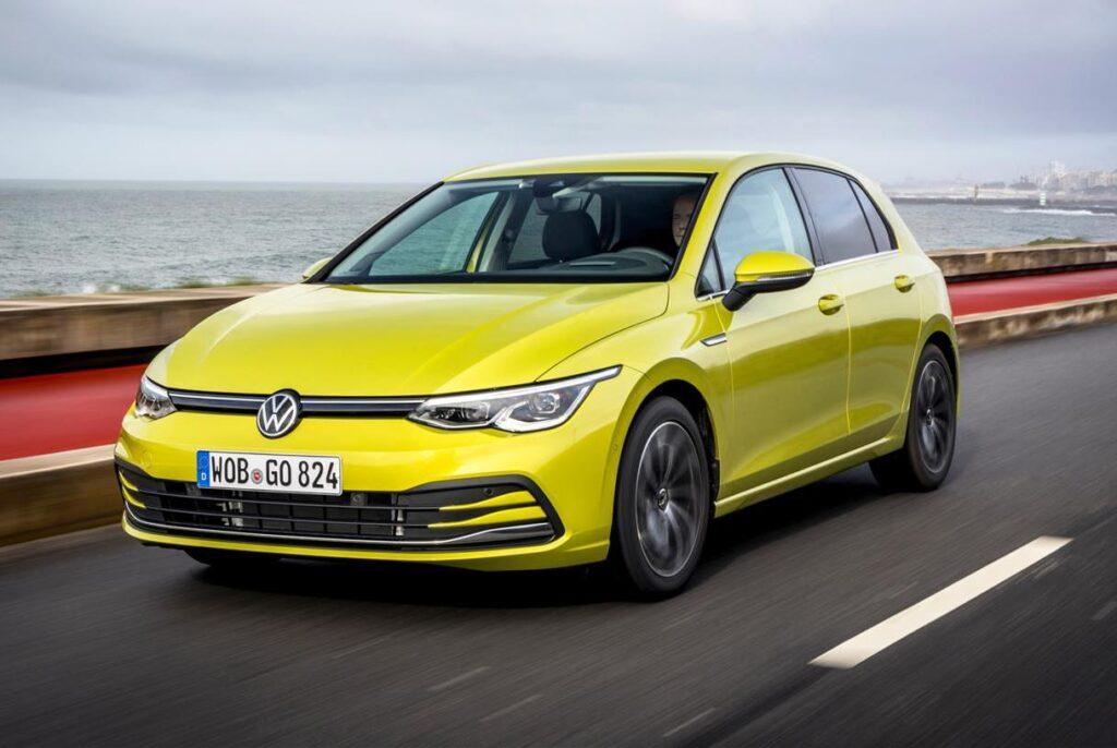 Volkswagen Golf 8 in offerta a 289 euro al mese e con lo sconto delle prime tre rate