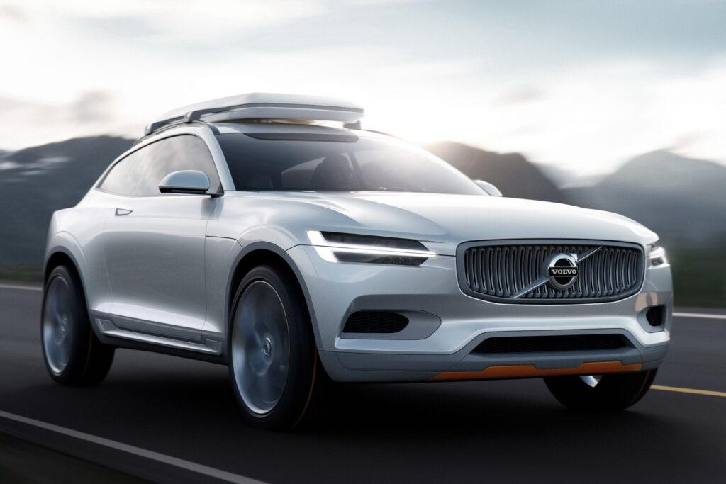 Volvo XC100 Recharge: primi rumors sul futuro SUV elettrico svedese