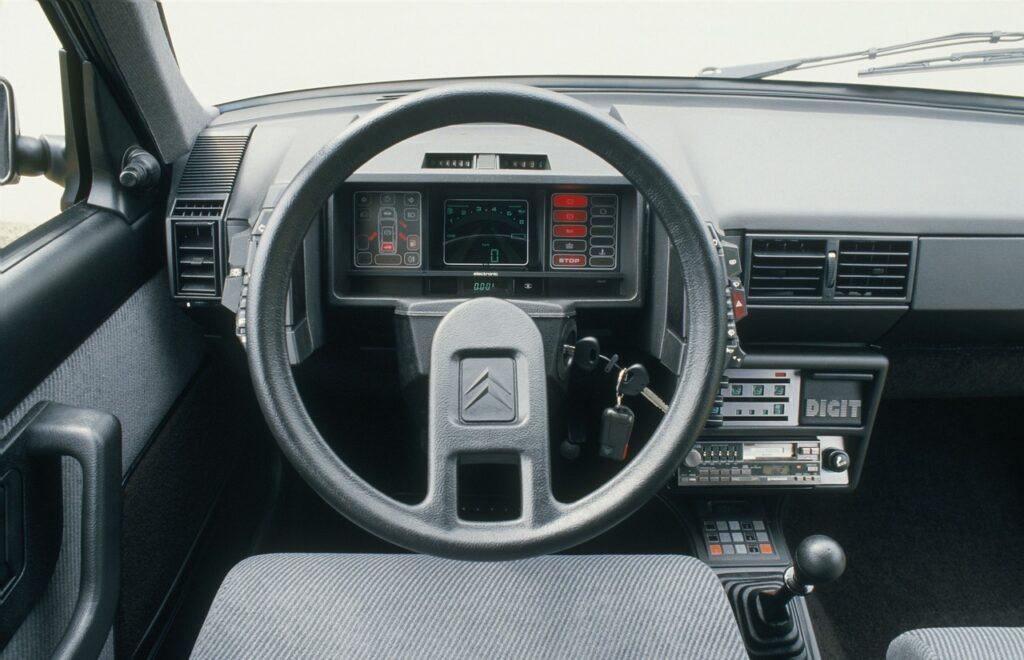Citroen: l'evoluzione della plancia sulle auto del Double Chevron