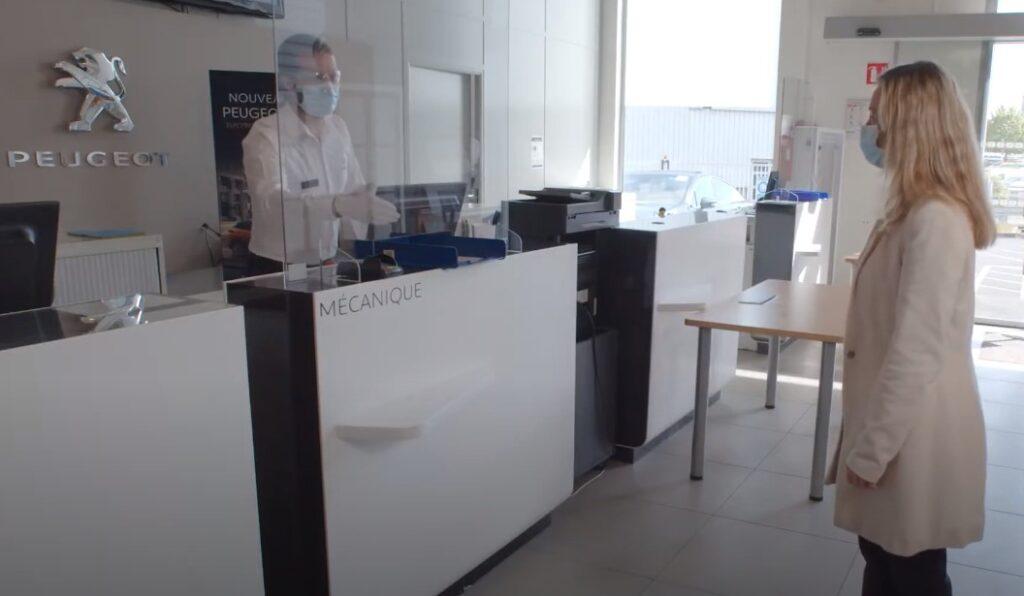 Gruppo PSA: riaperte le concessionarie, nuove misure di sicurezza [VIDEO]