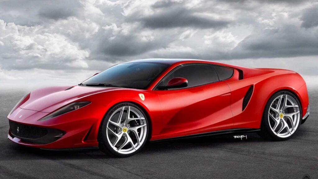 Ferrari 812 Superfast a motore centrale: il VIDEO di The Sketch Moneky [RENDER]