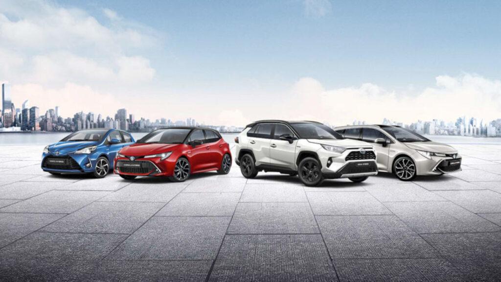 Toyota: continua il grande successo dell'ibrido, soprattutto in Europa