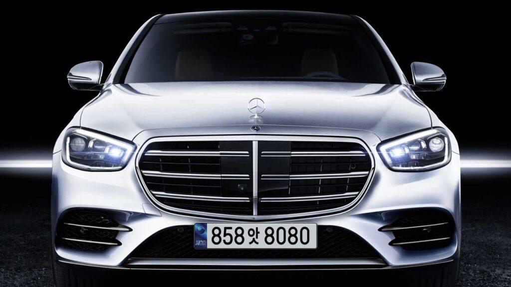 Mercedes Classe S 2021: dalle foto spia ai render che ne immaginano le linee
