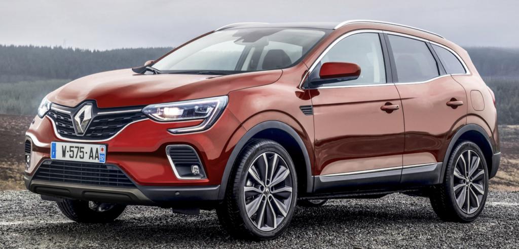 Renault Kadjar 2021: in arrivo la seconda generazione con motori elettrificati [RENDER]