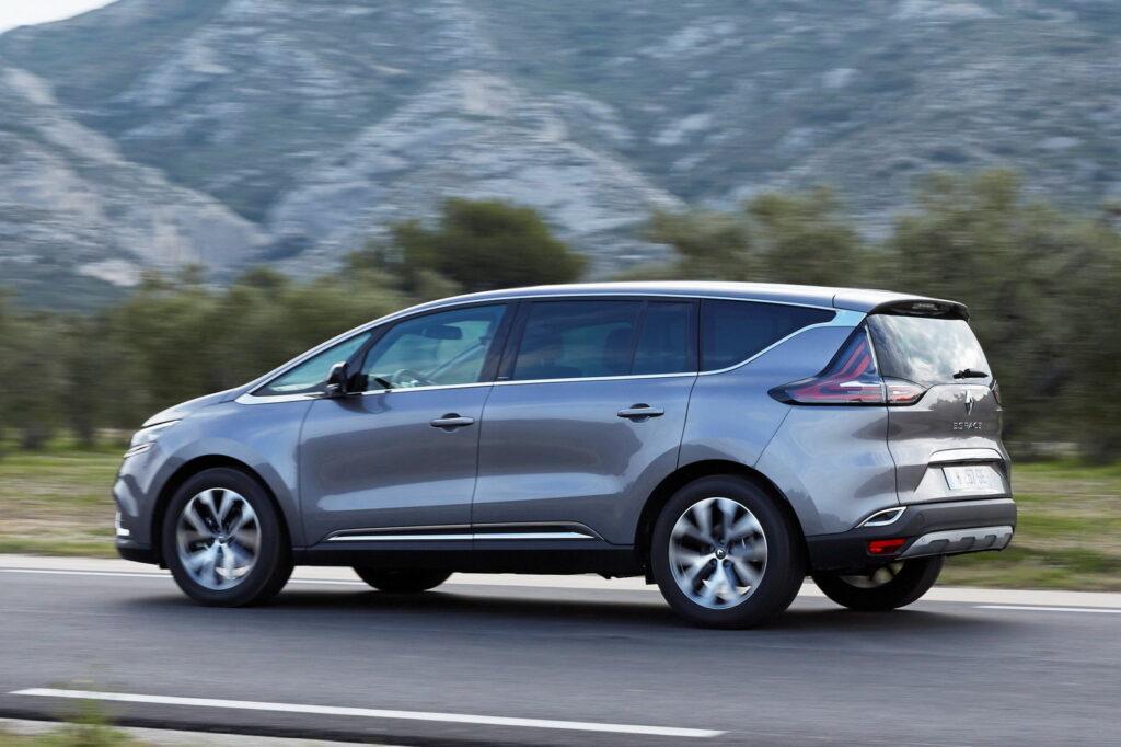 Renault: via monovolume benvenuto SUV. Addio a Espace