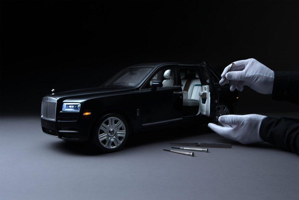 """Rolls-Royce Cullinan: il modellino in scala che costa più di un'auto """"vera"""""""