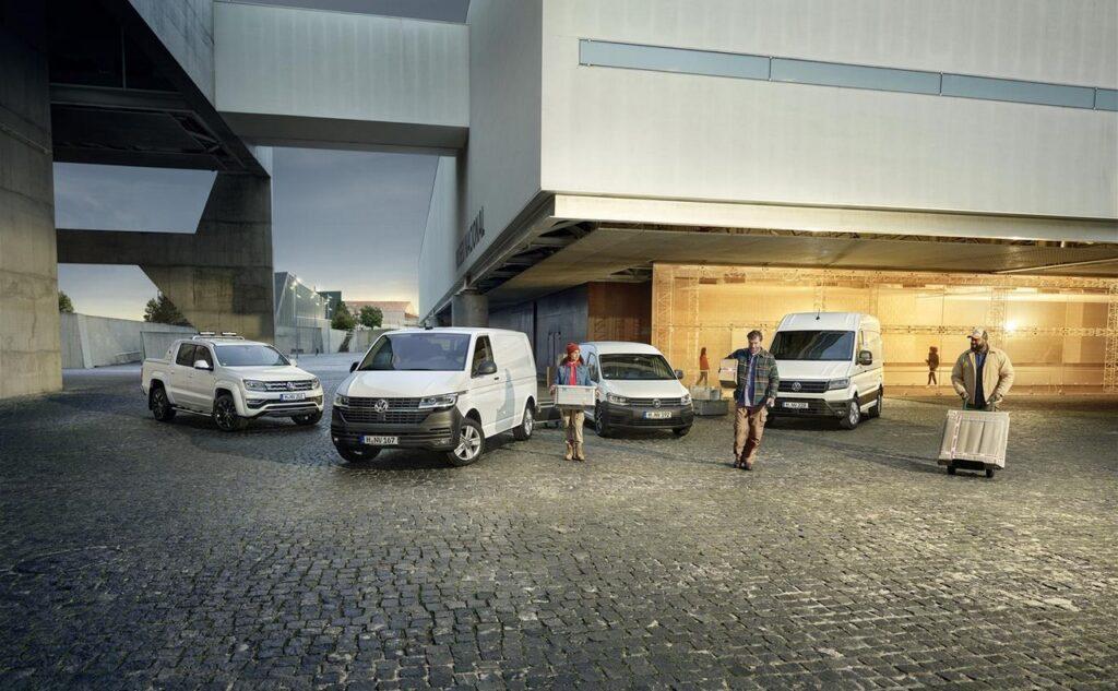 Volkswagen: estese le garanzie in scadenza dei veicoli commerciali