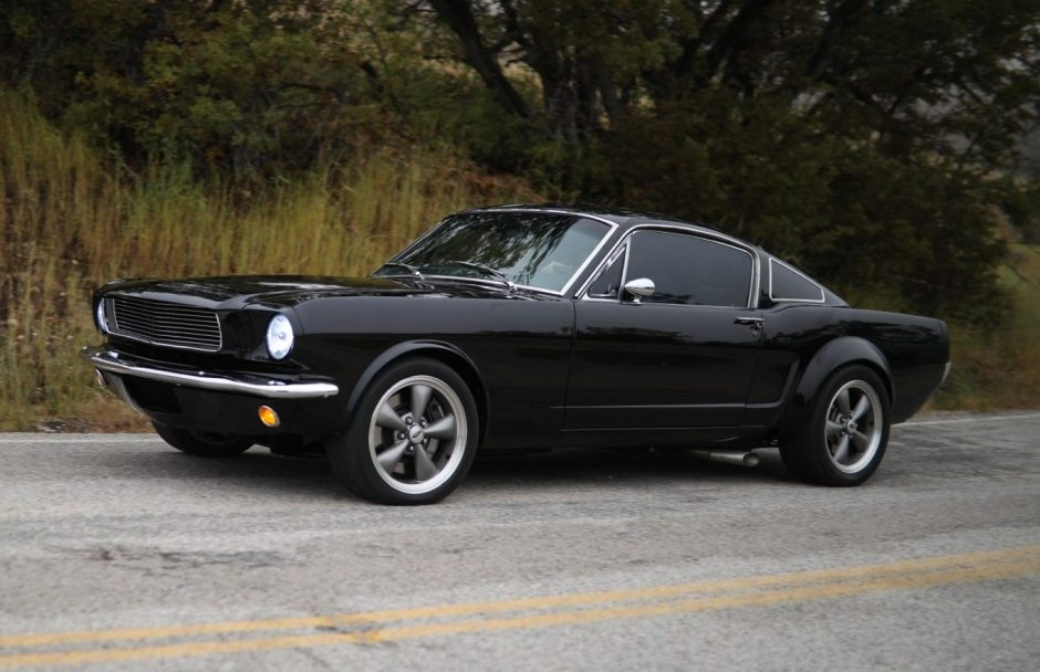 La Ford Mustang Fastback del 1965 di Dempsey all'asta e in VIDEO
