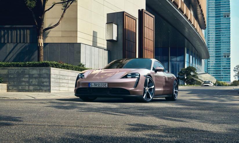 Porsche Taycan 2020 a trazione posteriore: in Cina è già realtà