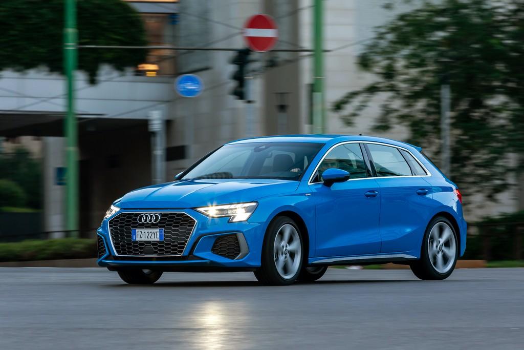 Audi A3 Sportback News Audi A3 Sportback Foto E Video Audi A3 Sportback Caratteristiche E Prezzi