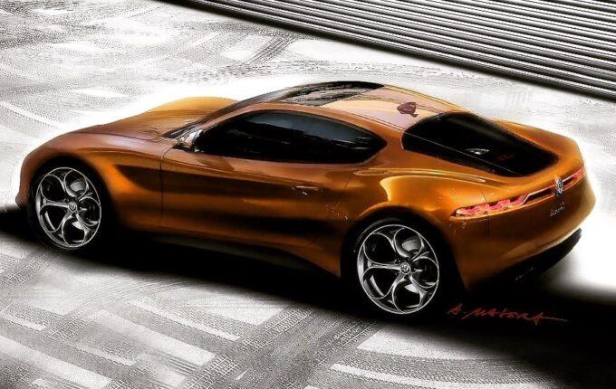 Alfa Romeo Montreal 2021: la proposta stilistica che convince [RENDER]