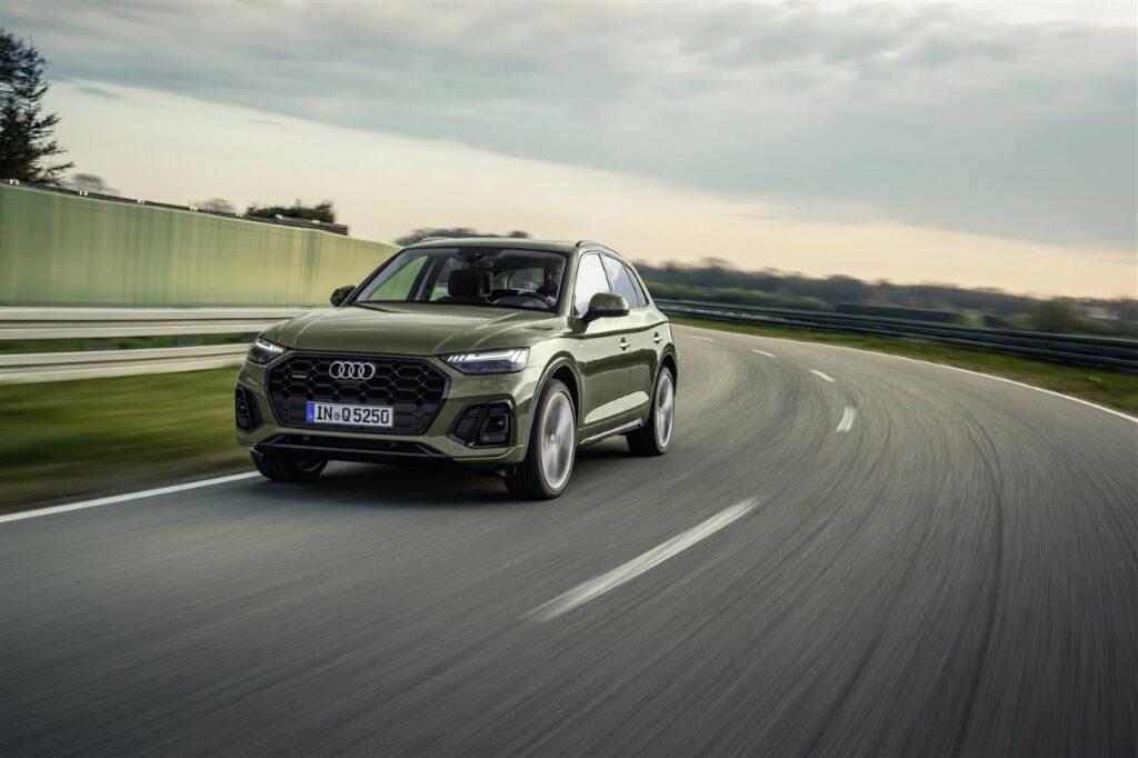 Audi Q5 2021 - Foto ufficiali