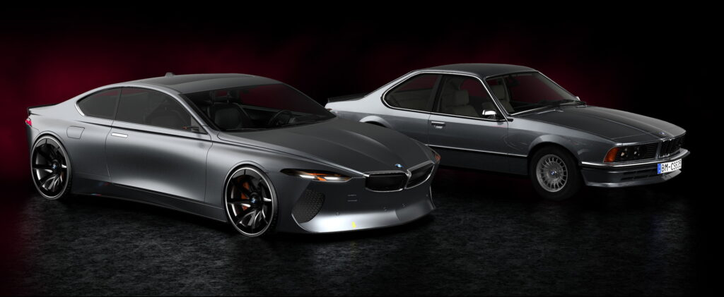BMW Serie 6 E24 2020 - Render