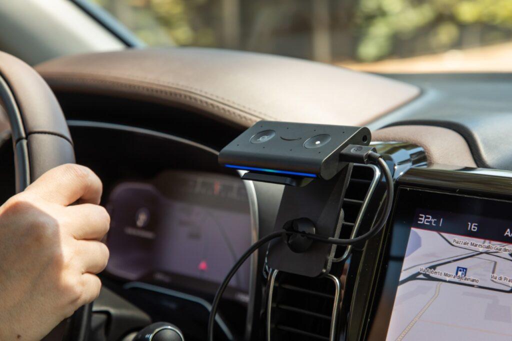 Echo Auto Amazon