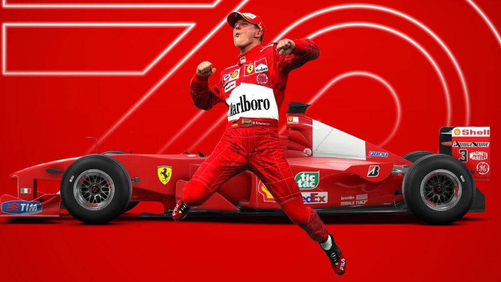F1 2020: un TRAILER celebra la versione speciale Michael Schumacher [VIDEO]