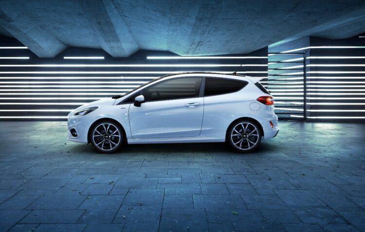 Ford Fiesta 1.0 EcoBoost Hybrid 2020: il motore ibrido per la best seller