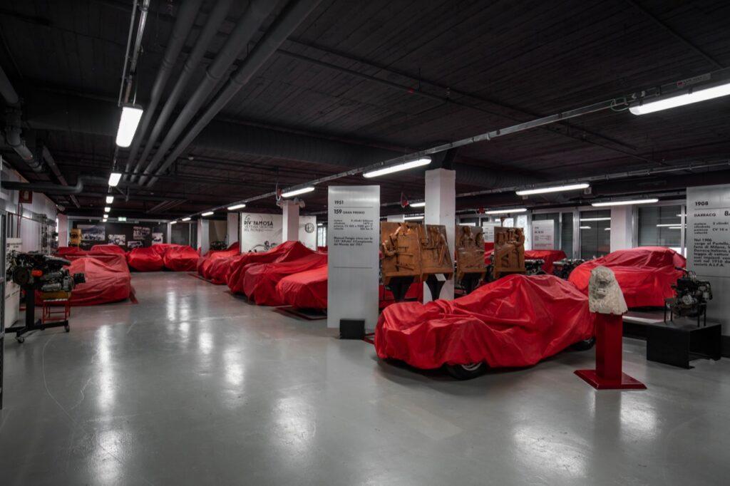 Alfa Romeo: il Museo riaperto il 24 giugno 2020 in occasione del 110° anniversario
