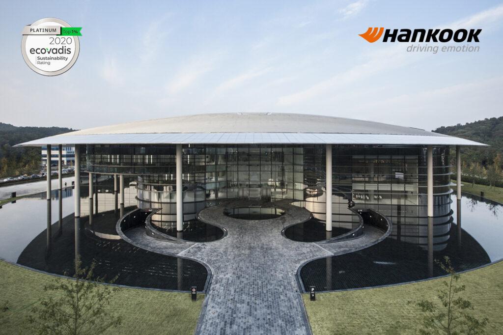 Hankook premiata per i risultati ottenuti in materia di Responsabilità sociale d'impresa