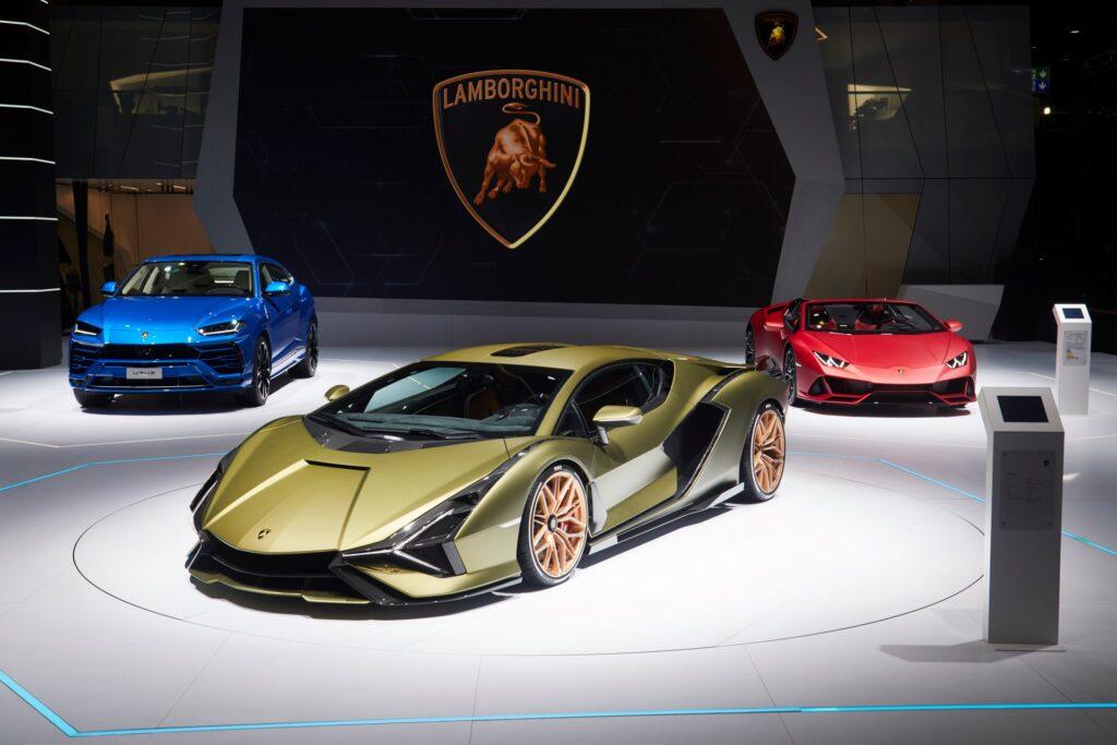 Lamborghini dice addio ai saloni dell'auto, si concentrerà su eventi esclusivi a misura di cliente
