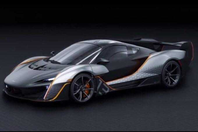 McLaren BC-03: la nuova e misteriosa hypercar ibrida è già prenotabile