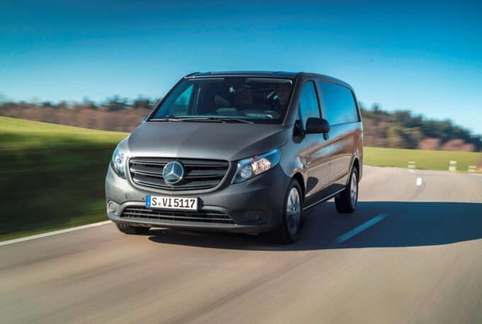 Mercedes-Benz Vans annuncia partnership con la Federazione Italiana Vela