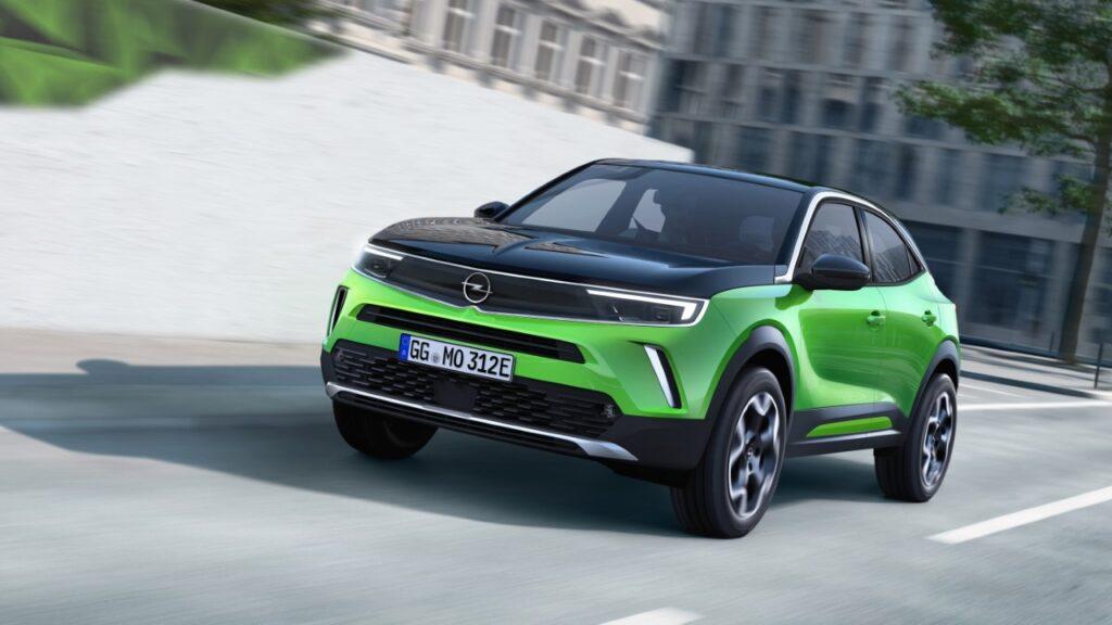 Opel Mokka 2021 - Foto ufficiali
