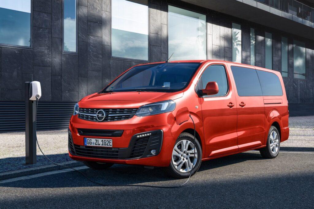 Opel Zafira-e Life - Foto ufficiali