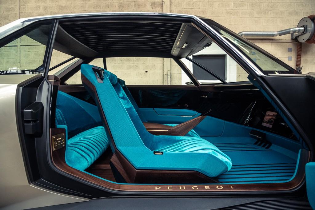 La storia dei sedili Peugeot