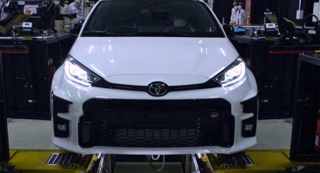Toyota GR Yaris: c'è una linea di produzione interamente dedicata [VIDEO]
