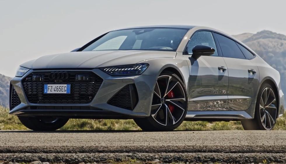 Audi RS7 Sportback 2020: la sportiva da 600 cavalli [VIDEO]