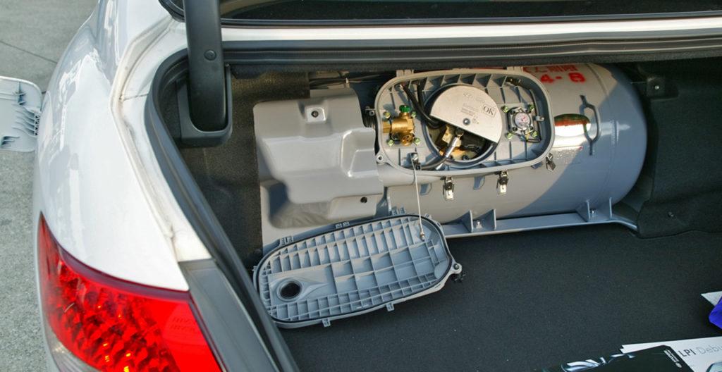Auto a GPL: come mantenere efficiente l'impianto a gas