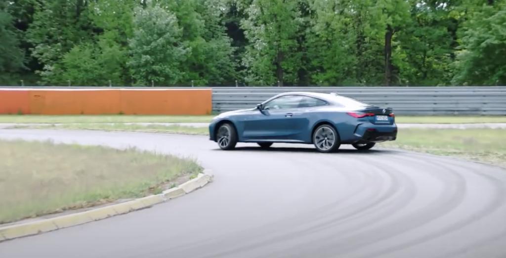 BMW Serie 4 M440i: drifting, accelerazioni e il SOUND del 6 cilindri [VIDEO]