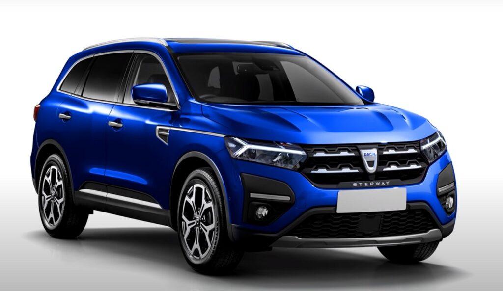 Dacia Grand Duster: il SUV 7 posti sarà anche ibrido [RENDER]