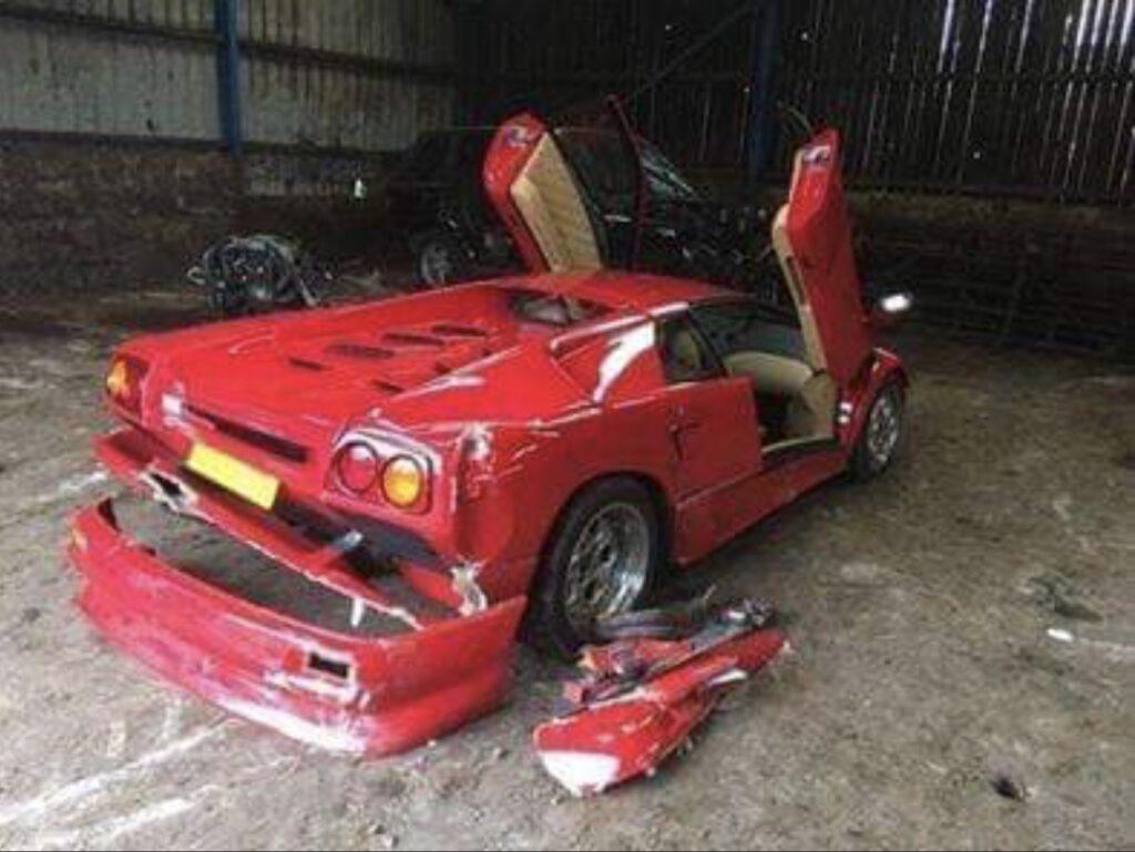 Lamborghini Diablo: il giornalista di Top Gear UK si schianta durante le riprese [VIDEO]