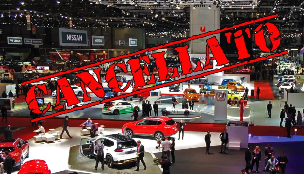 Ufficiale: il Salone di Ginevra 2021 è stato cancellato e cambierà proprietà [VIDEO]