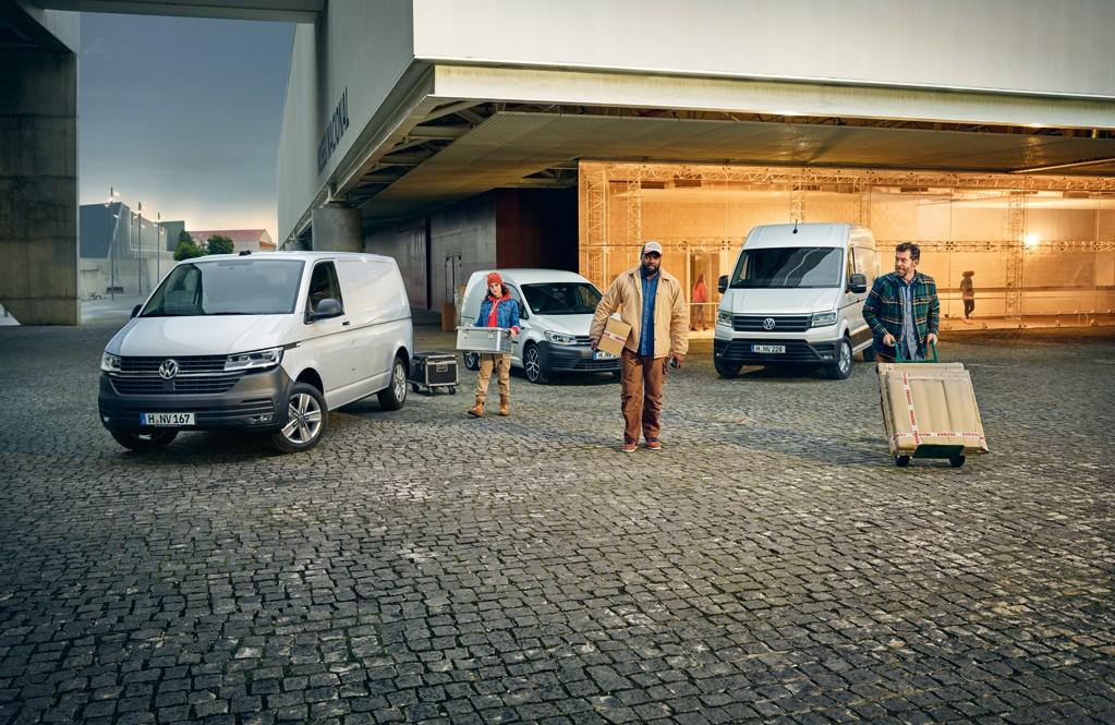 Volkswagen: contributi fino a 8.000 euro per i veicoli commerciali
