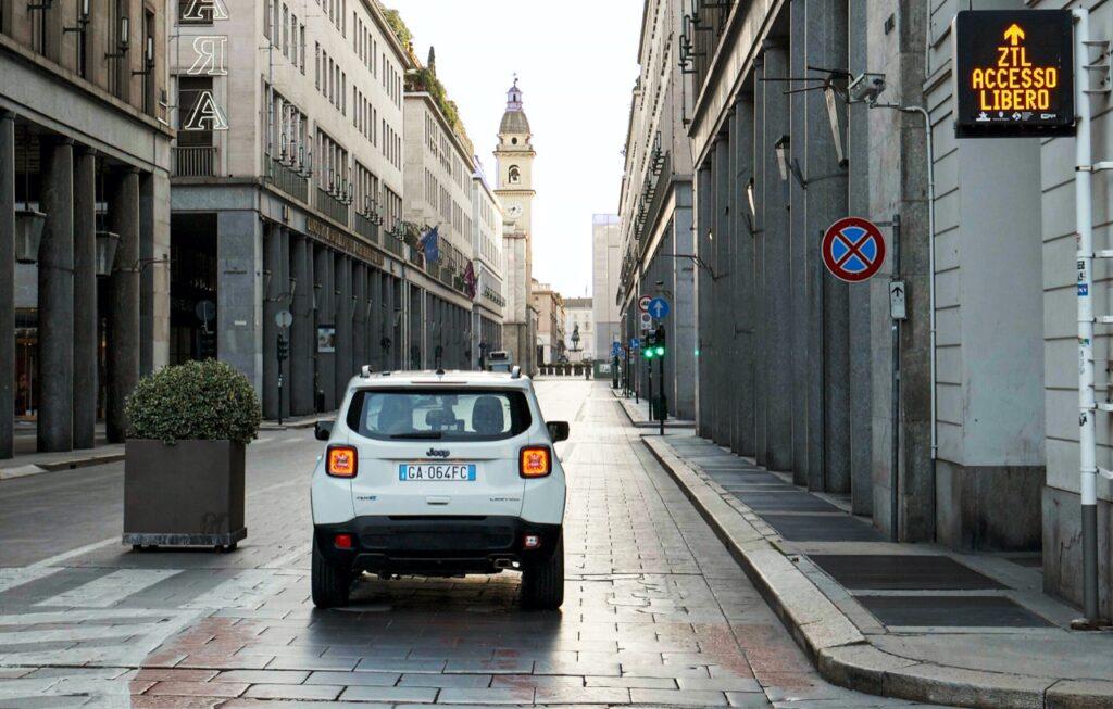 FCA, Torino Geofencing Lab: nasce la ZTL automatica per auto ibride
