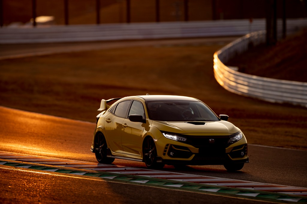 Honda Civic Type R Limited Edition: altro giro record a Suzuka [VIDEO]