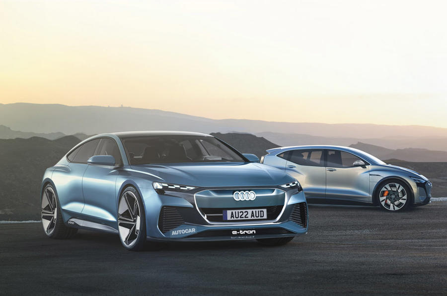 Audi A9 E-tron 2024: una vetrina in movimento, anticiperà la mobilità di domani