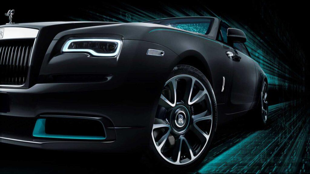 Rolls Royce Wraith Kryptos: un gioco gratuito regala una targa di lusso personalizzata