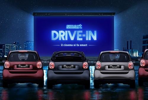 smart Drive-In: i film proiettati dal 9 luglio alla Lanterna di Fuksas