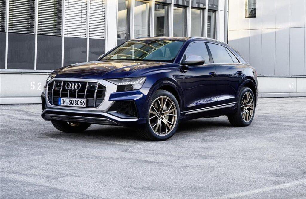 Audi SQ7 TFSI e SQ8 TFSI