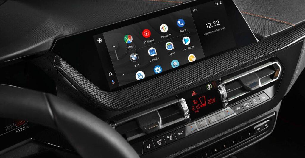Bmw: arriva la compatibilità con Android Auto. Ecco la lista