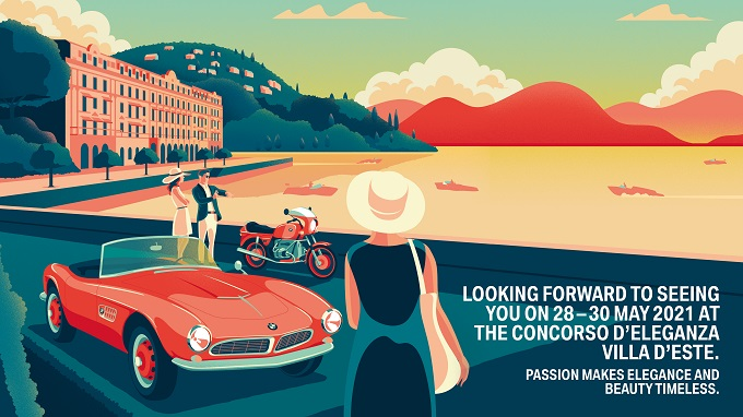 Concorso d'Eleganza Villa d'Este: cancellata l'edizione 2020, appuntamento al 2021