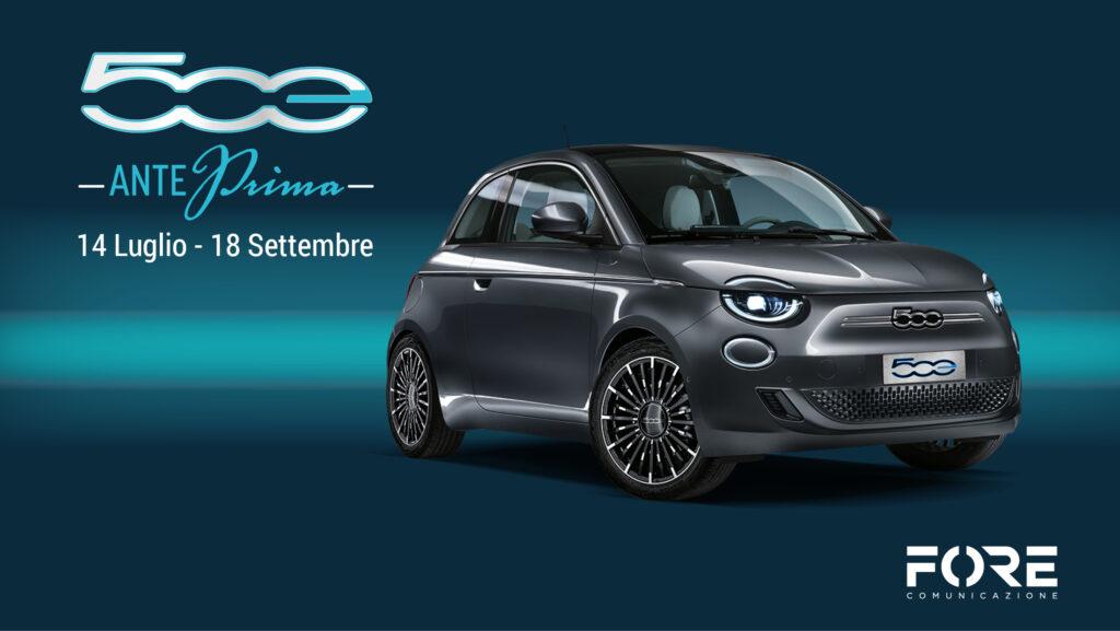 Fiat 500 - AntePrima