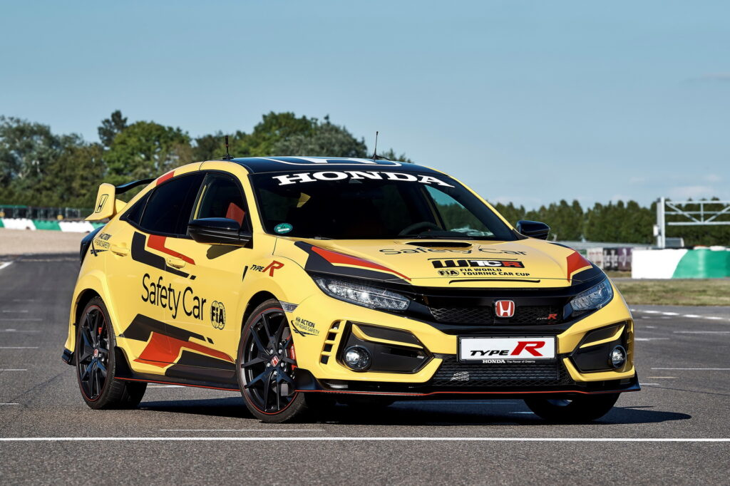 Honda Civic Type R Limited Edition - Safety Car WTCR 2020
