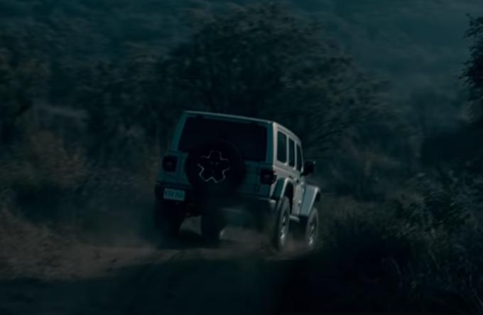 Jeep Wrangler 4xe: versione ibrida plug-in in arrivo [VIDEO TEASER]