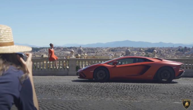Lamborghini: With Italy, For Italy, prime immagini del progetto fotografico di supporto al Paese [VIDEO]