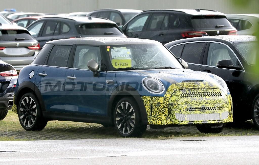 MINI Cooper SE 2020 5 Porte - Luglio 2020