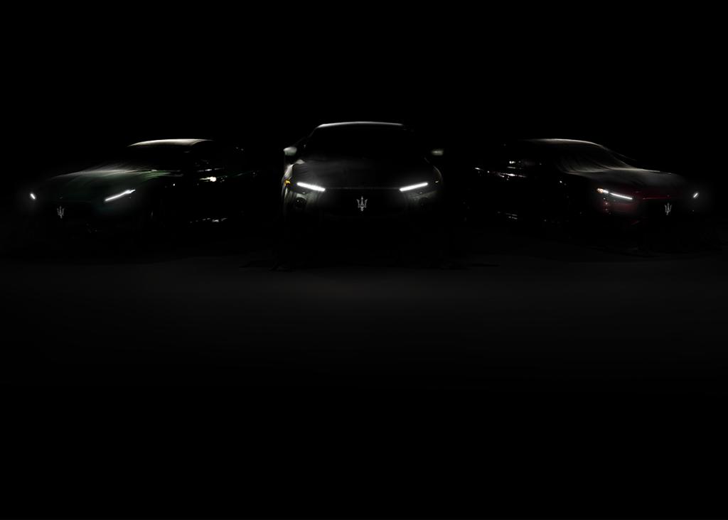 Maserati, la nuova gamma Trofeo è alle porte: presentazione il 10 agosto [TEASER]
